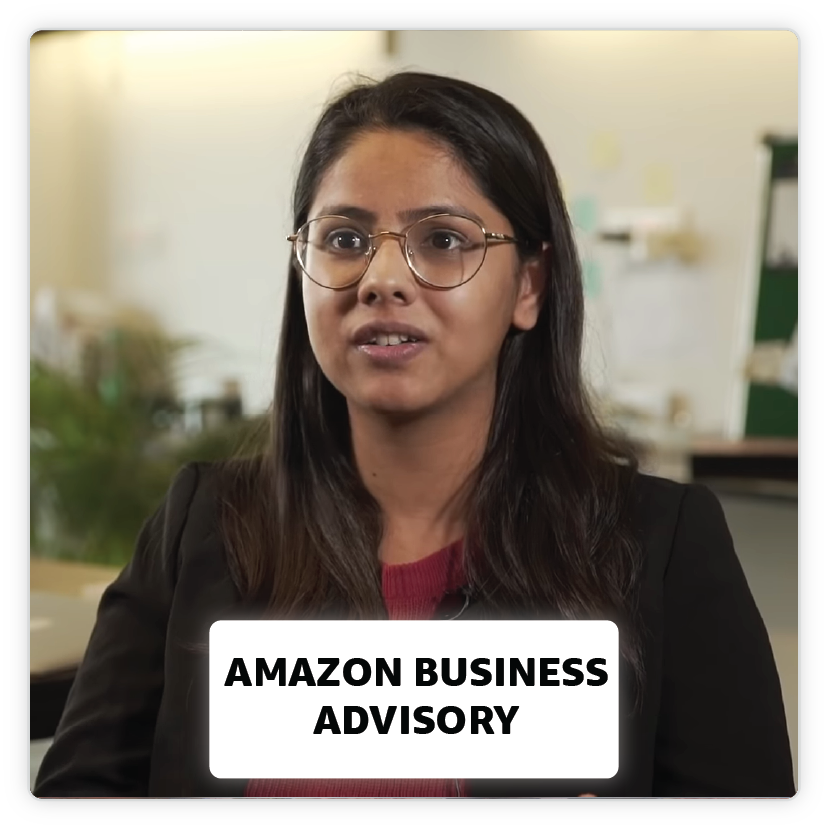 Amazon Business Advisory