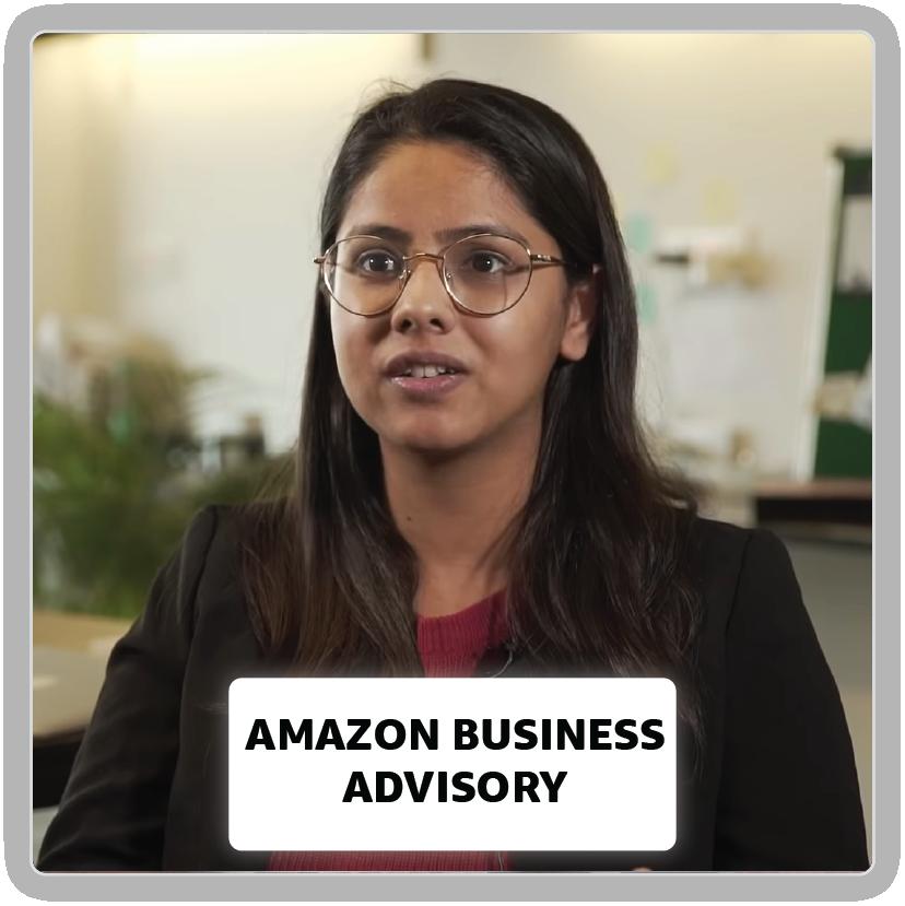 Amazon Business एडवाइज़री