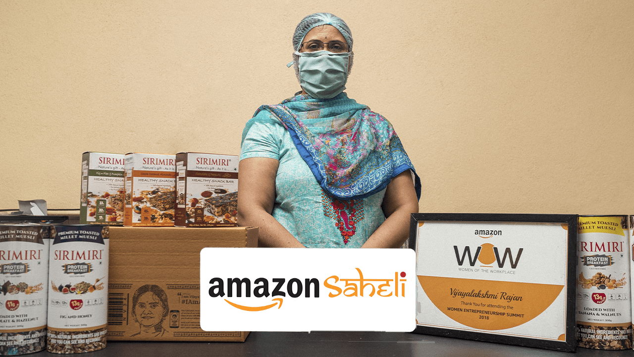 Amazon Saheli