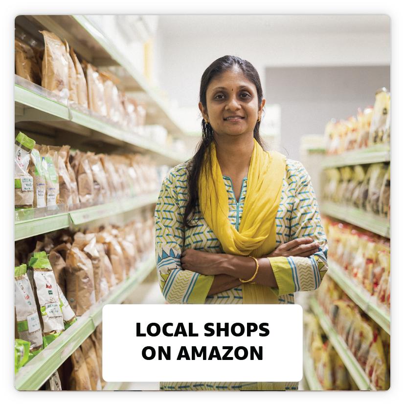 Local Shops on Amazon