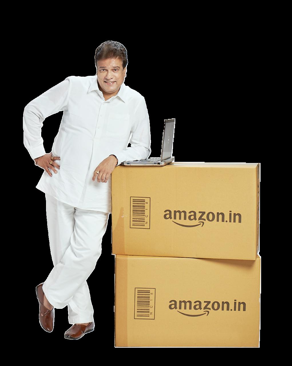 Amazon वर ऑनलाइन सेल करा