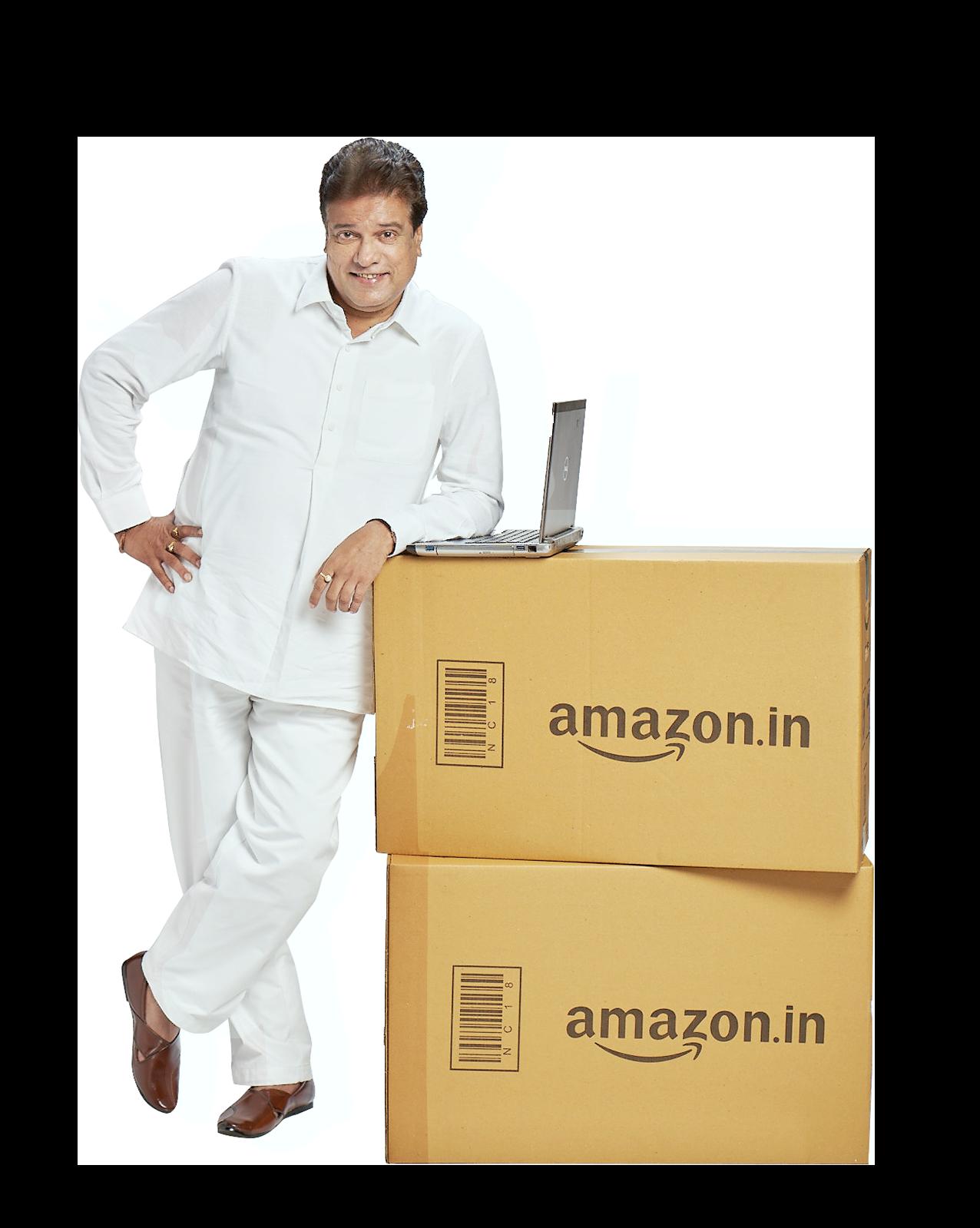 Sell Online on Amazon
