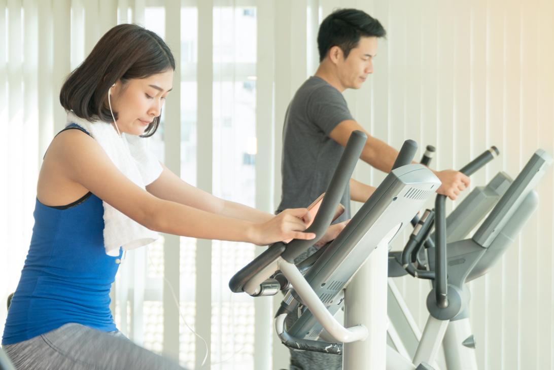 Cardio e Mobilidade