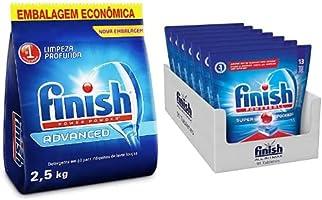 Até 40% off em Detergentes de Lava Louças Finish