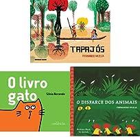 Livros infantis sobre a natureza e meio ambiente