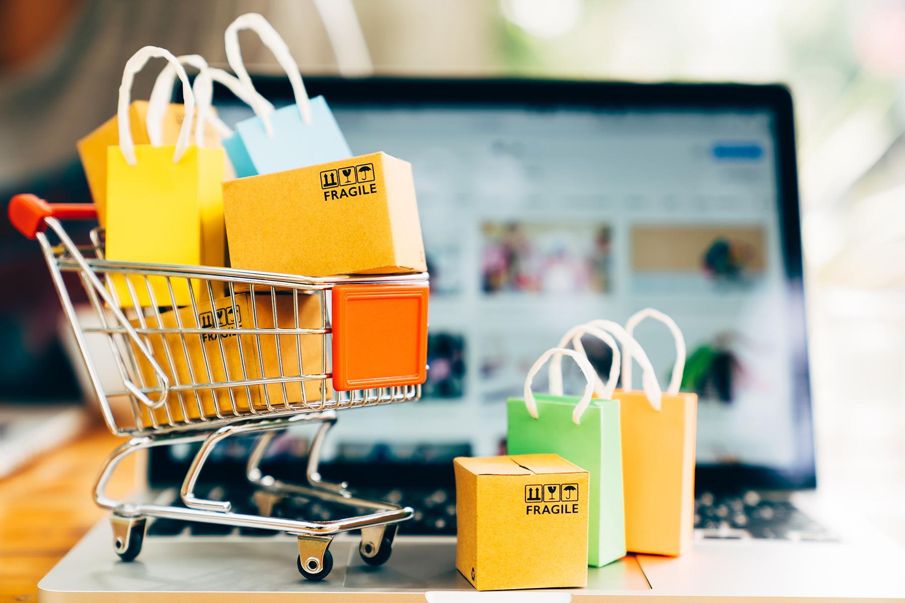 Explore diferentes categorías para vender en línea.