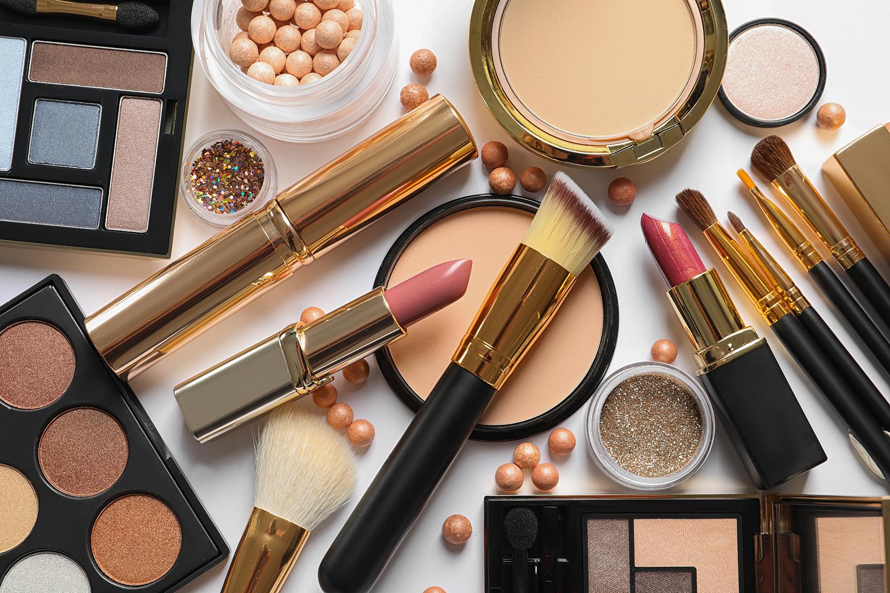 Vender productos de belleza y maquillaje