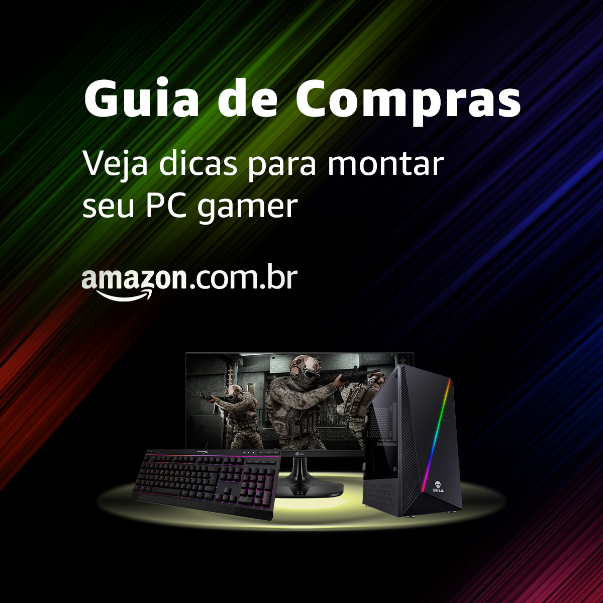 Guia de Compras - PC Gaming