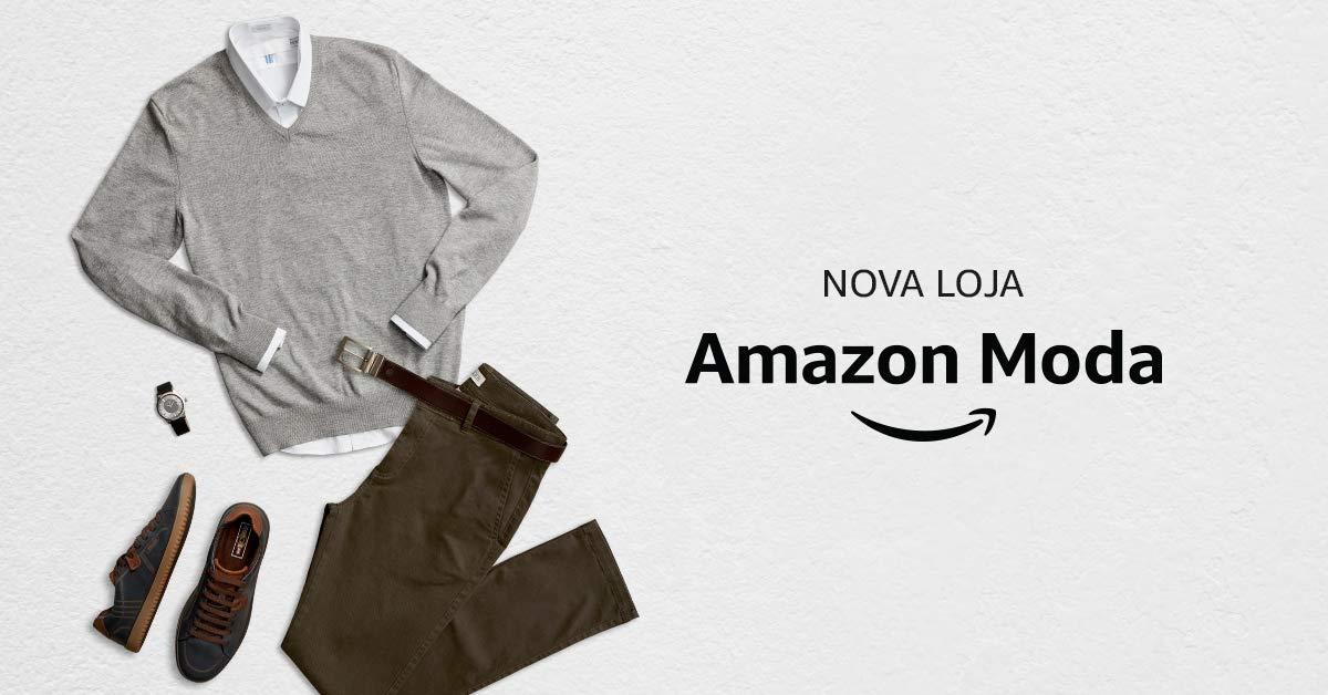 734b276fc8822 Moda Masculina na Amazon Brasil