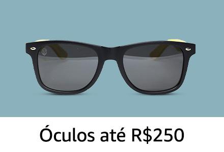 Óculos até R$250