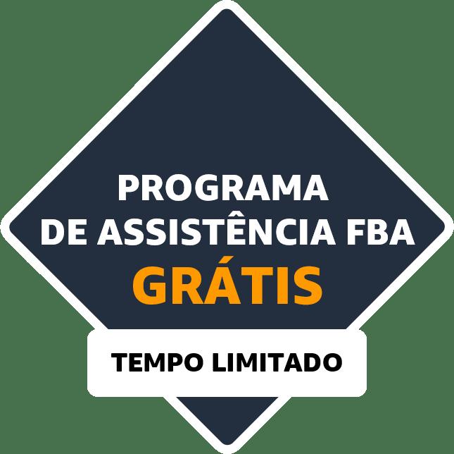 ícone programa de assistência grátis FBA