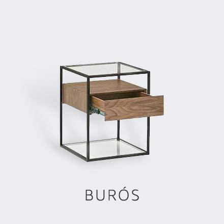 Anuncia Burós y vende en Amazon