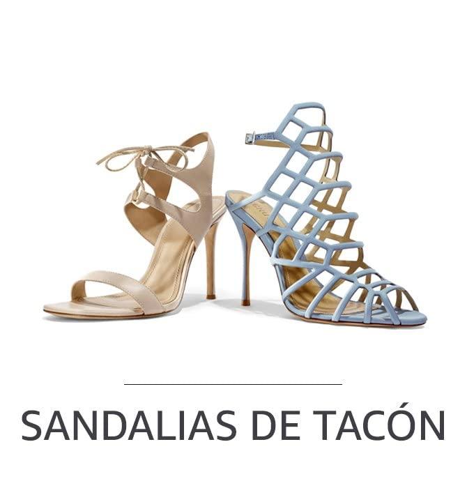Anuncia Sandalias de Tacón y vende en línea
