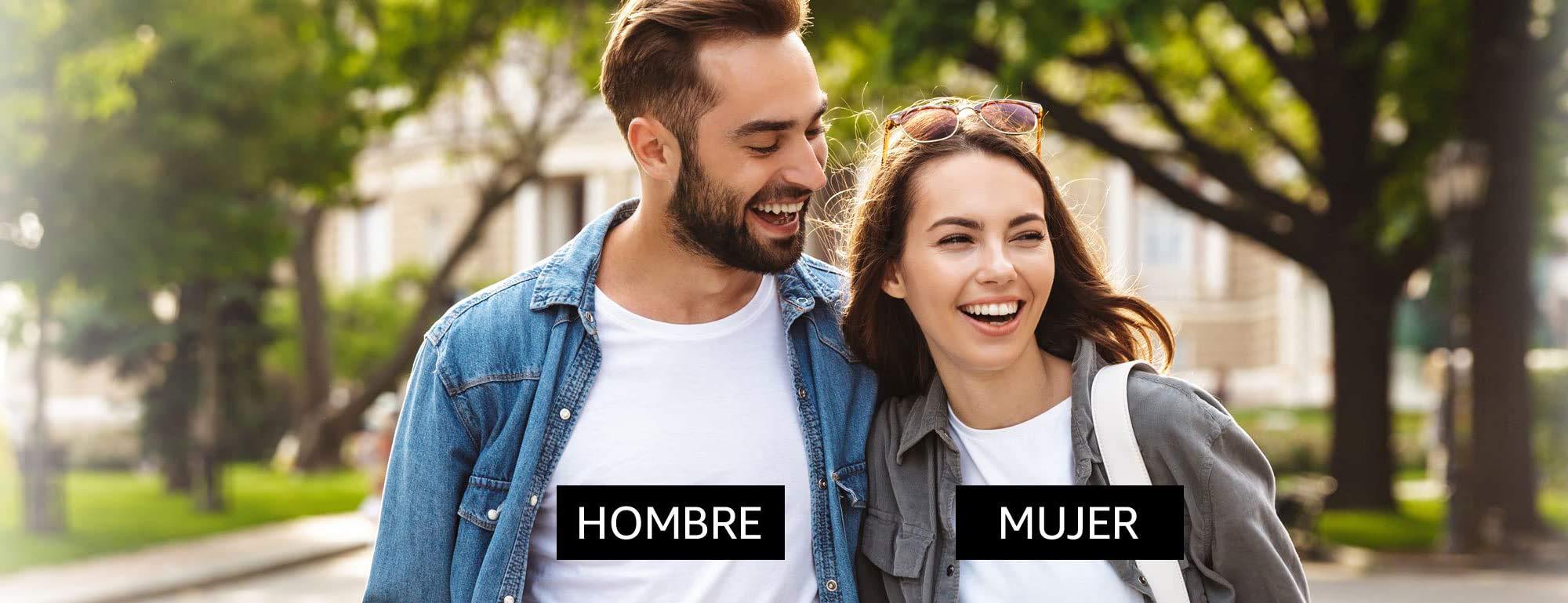 Anuncia ropa para hombres y mujeres y vende en línea