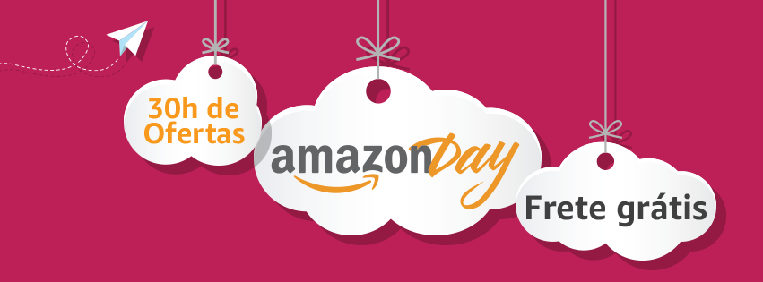 30h de grandes descontos na Amazon!