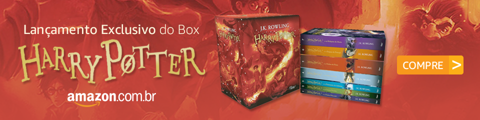 Box premium EXCLUSIVO da saga Harry Potter