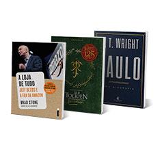 Tudo Bezos Amazon edição exclusiva