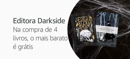Editora Darkside: Compre 4, pague 3