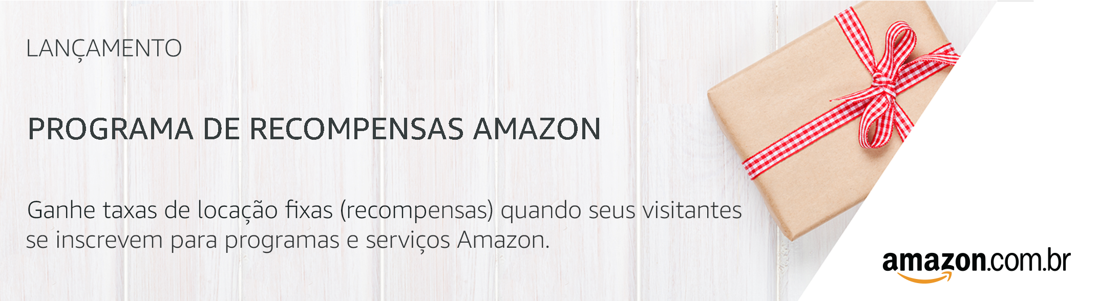 Programa de Recompensas Amazon