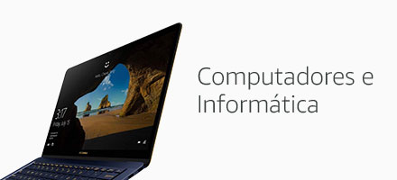 Confira a loja de Computadores e Informática