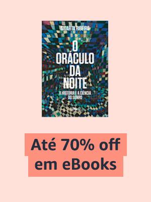 Até 70% off em eBooks