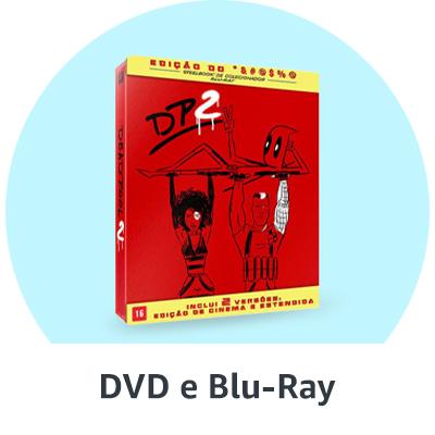 DVD e Blue Ray