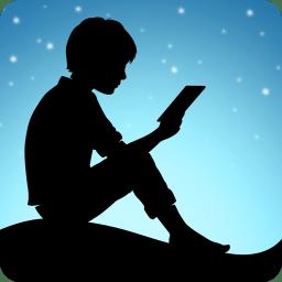 Imagem do logotipo do app Kindle