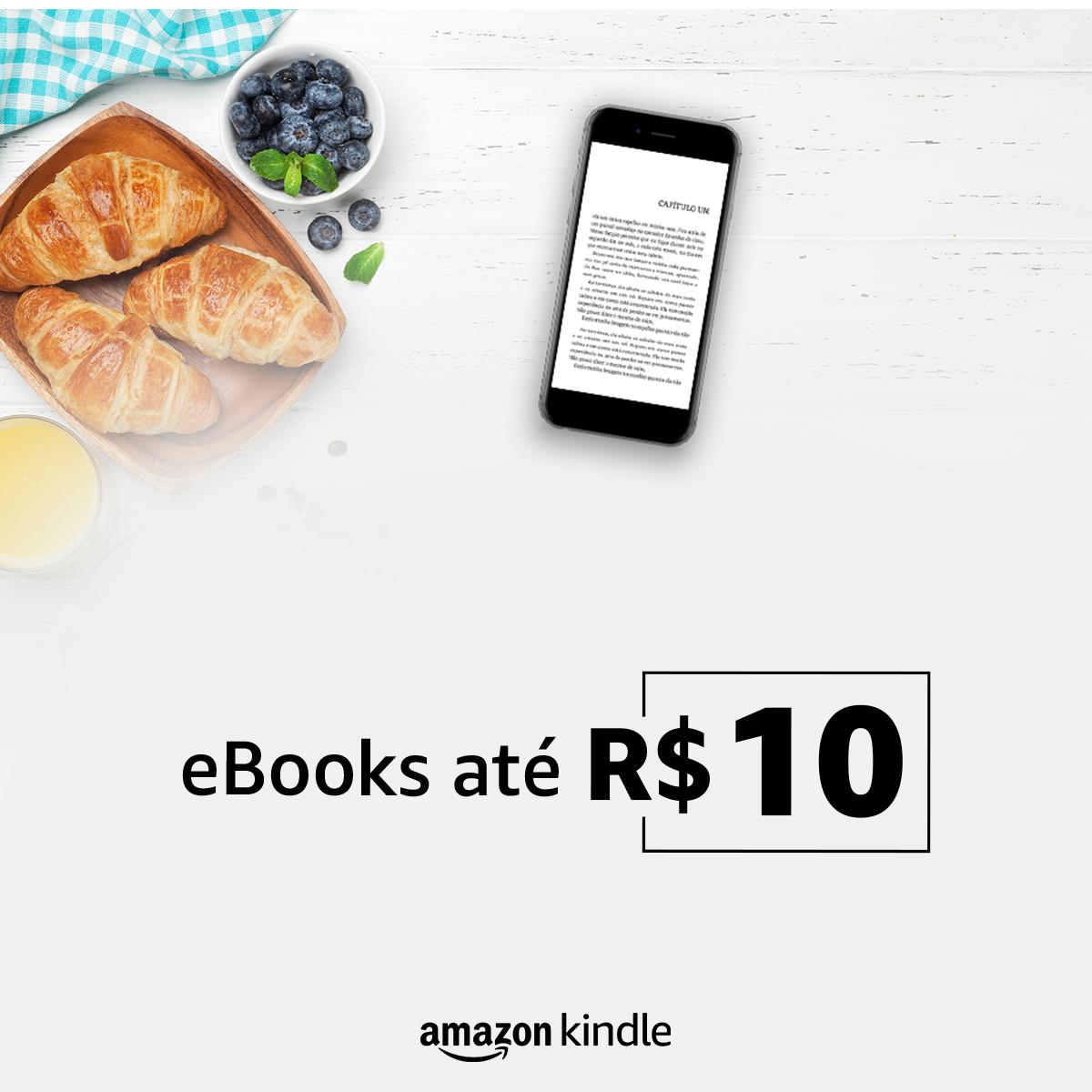 eBooks até R$10