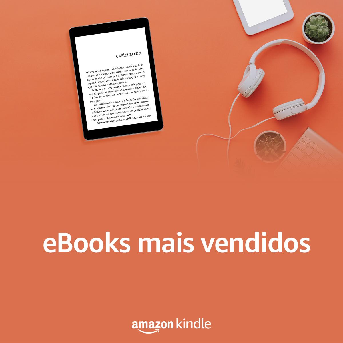 eBooks mais vendidos do mês