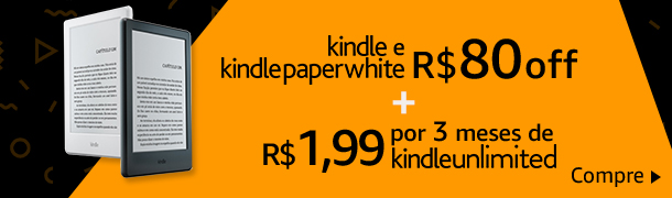 Kindle R$80 off