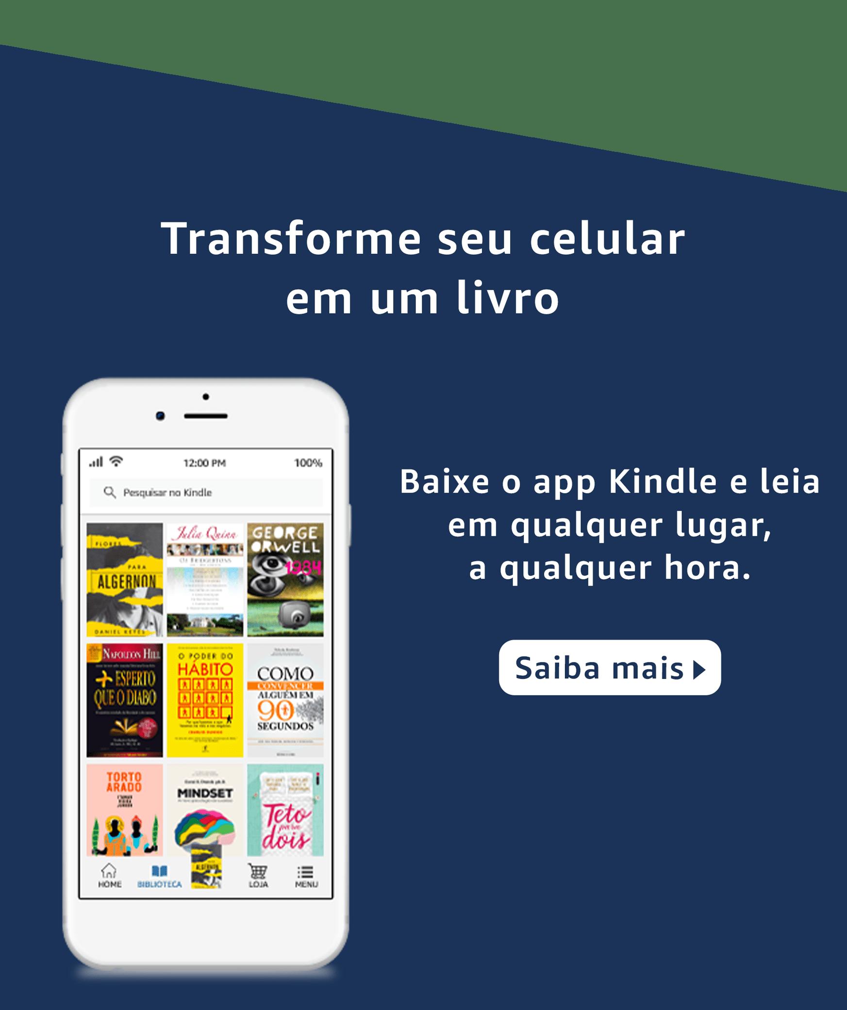 Baixe o Kindle App