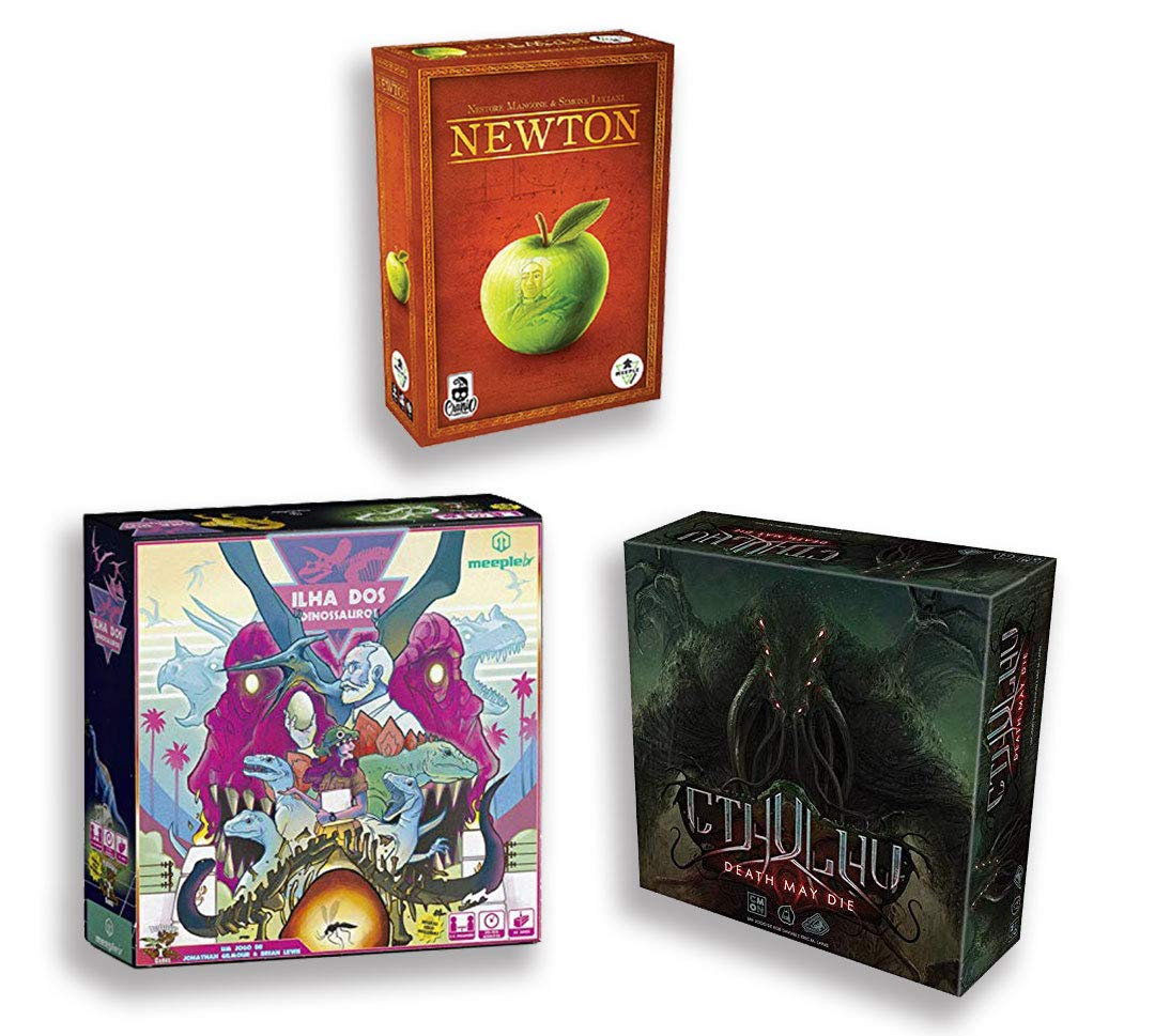 Immortals, Calamity Games, Azul