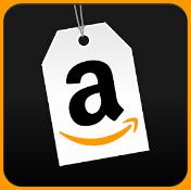 Imagen del icono de la aplicación de vendedor de Amazon