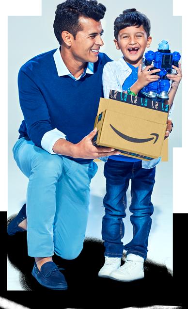 Un papá con su hijo