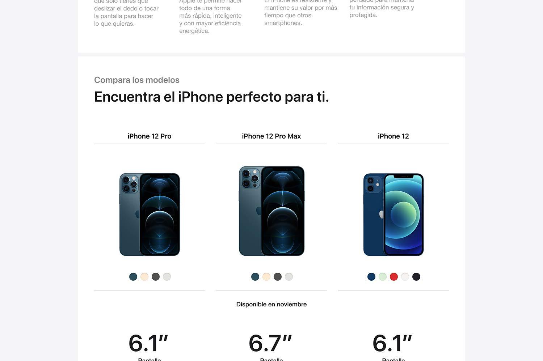 de en azul pac/ífico Nuevo Apple iPhone 12 Pro Max 512/GB