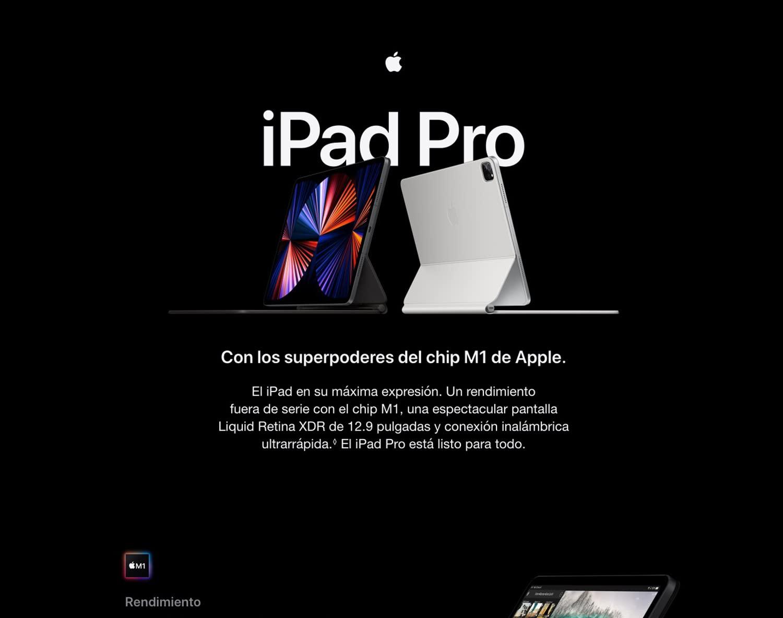 Apple 2021 iPad Pro de 11 Pulgadas (Wi-Fi, 1 TB) - Color ...