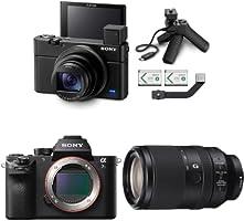 Descubre los descuentos en cámaras, lentes y accesorios de la marca Sony