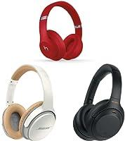 Audifonos inalámbricos, de cancelación de ruido, in ear y más