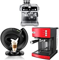 Cafeteras Delonghi, Krups, Nespresso, Dolce Gusto y Oster