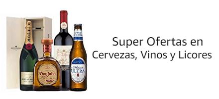 Ofertas en Cervezas, Vinos y Licores