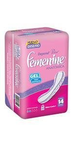 depend femeine toalla para incontinencia urinaria