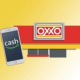 Recarga $400 con Amazon Cash en OXXO y recibe $100. Aplican términos y condiciones.