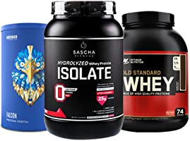 Hasta 30% en proteínas y suplementos