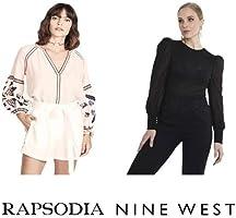 Encuentra la mejor selección de ropa marca Rapsodia y Nine West con hasta 50% de descuento