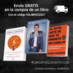 Envío gratis en la compra de un libro