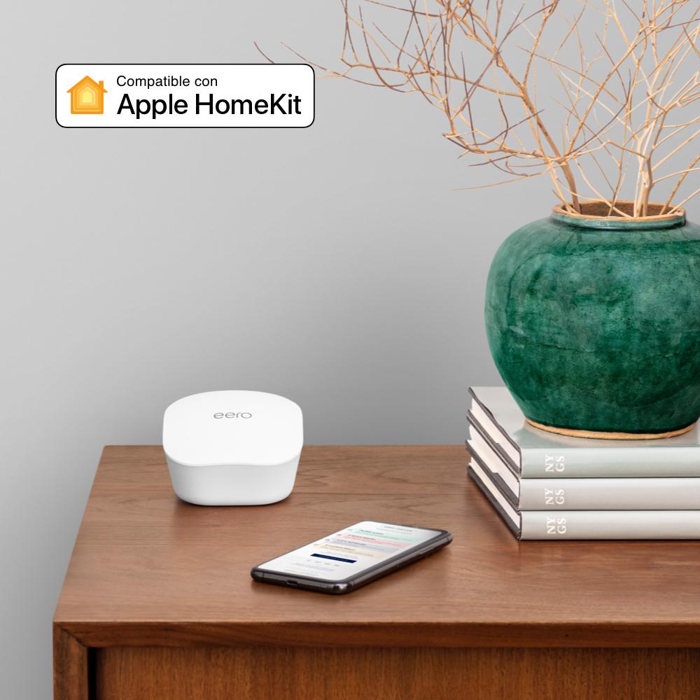 Compatible con Apple HomeKit