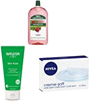 Save on select skin care from WELEDA, NIVEA, THANKYOU etc. Discount applied in prices displayed
