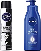 Save up to 55% off RRP on select NIVEA products. Discount applied in prices displayed.
