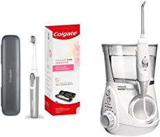 Save up to 37% off on select Colgate E-toothbrushes & Waterpik Flossers. Discount applied in prices displayed.