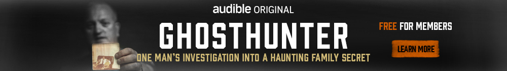 Ghosthunter - One man's investigation into a haunting family secret. Free for members. Click to learn more